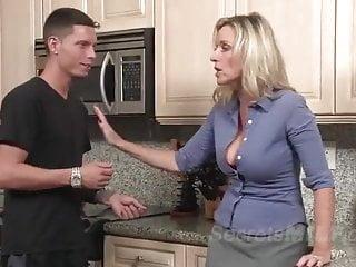 Kitchen sex with...