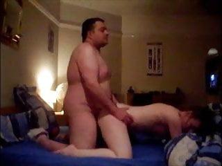 Fat Pig fucks Hot babe AGAIN