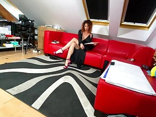 Live from the Day with Hot Instagram Model Sexy Legs Ivetka