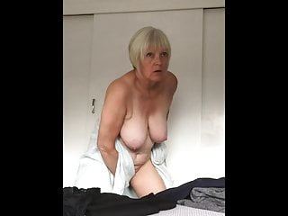 Granny dressing...