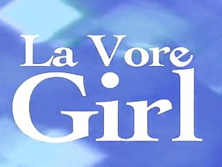 Voilet Wallflower is La Vore Girl