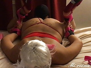 a fucktoy like fuck Tied 2 up wife being Part