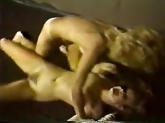Retro Nude Blondes Scrap