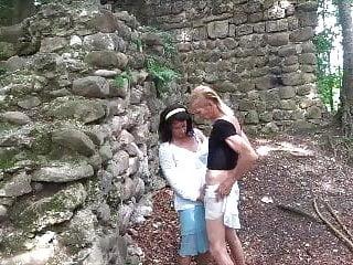 TV's blow hot Andrea  & Cheryl & fucks 2