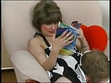 Mature Christina and young guy 3