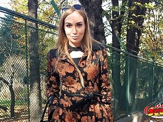 german scout - fashion teen model liza talk to anal for cashPorn Videos