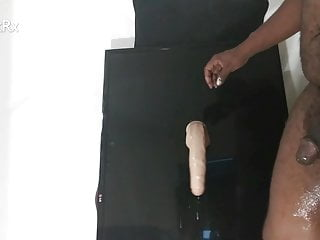 Dick makes me leak squirt and cum everywhere...