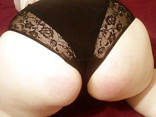 Spanking chubby ass
