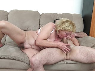 younger fucks with loverboy Granny 60+