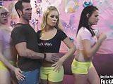 Nicole Anniston Big Tit Blonde Fuck a Fan Hottie Groupsex