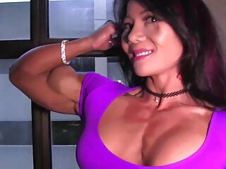 Gorgeous Asian Muscles
