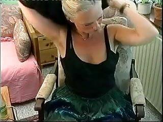 Danish mature undresses