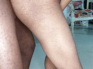 checking out skinny pussy with big black cock