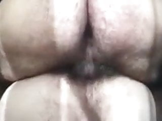 Grandpa likes me to cum on his ass