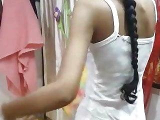 Nipples Asian porno: Desi indian teen girl nude hot body