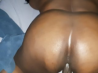 Ass BBW Ebony got Fat a Milf