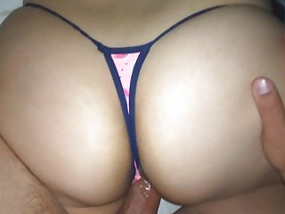 Watermelon thong sister 039 ass...