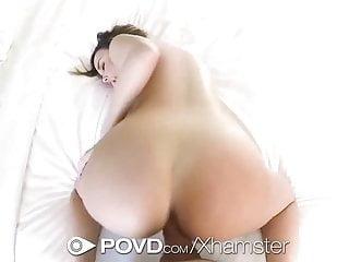 hinten panty muschi