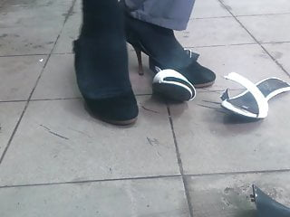 sandalki niszczenie