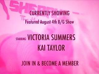 Shebang.TV - Victoria Summers & Kai Taylor