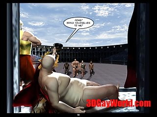Gay olympic games funny 3dgay 3d comics joke...