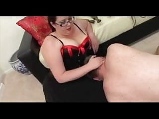 Femdom bbw in charge...