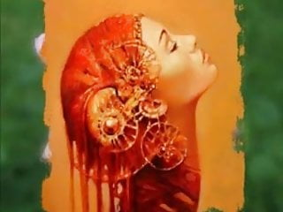 4 Fantasy Erotic Art Karol Bak -