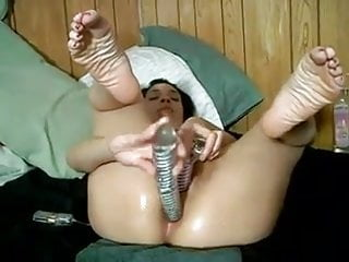 DP whit my glass toys