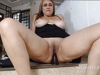 Columbiana anal solo
