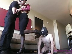 Bratty Princess cuckold session