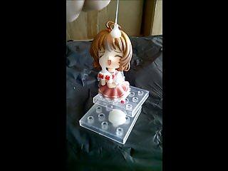 Sakura Kinomoto Nendoroid SoF Bukkake (Cardcaptor)
