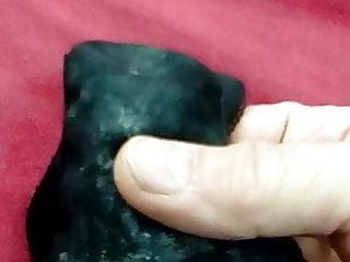 Tasting Chinese Wifes Dirty Panties
