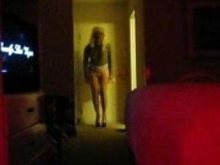 Las Vegas Hotel Transvestite dildo
