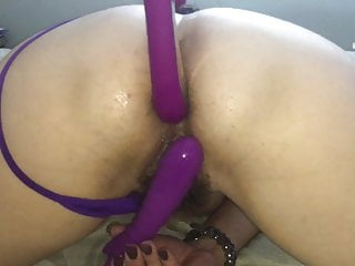 Hot Milf Ass licking and Masturbation