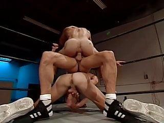 Sex Wrestling – Warm up – part 2