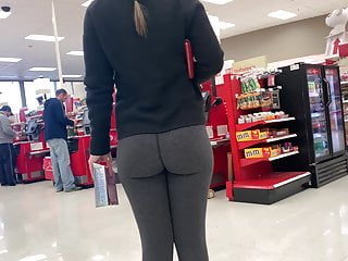 fluffy matter leggings ass