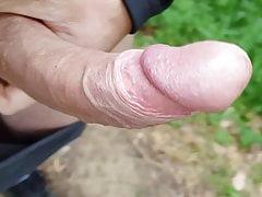 Quick cum in public #2