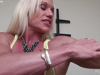 Bodybuilder ashlee chambers...