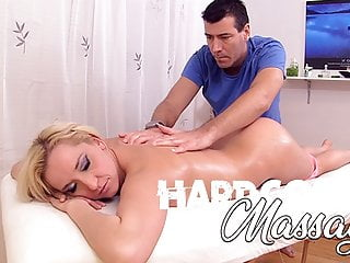 Hardcore massage small blonde ass massage...