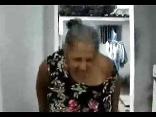 Latina grandma...