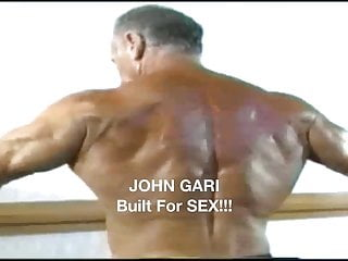 John gari is built for sex frottage and...