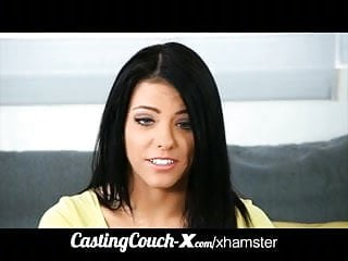 CastingCouch-X adopted foster girl tries out