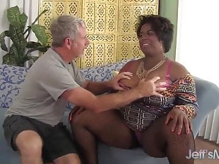 Marlise Morgan The Black BBW Dick Sucker