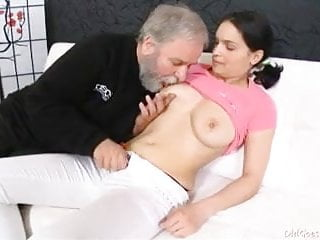 Stařec velký penis