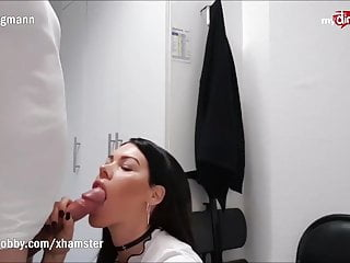 my dirty hobby - sex in doctor's officePorn Videos
