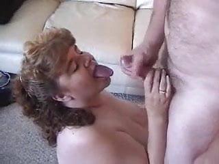 Bbw head 115 a on her knees...