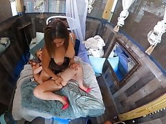 Making of The Love Shack! Behind Fuck Me Sneak Preview! SEXY
