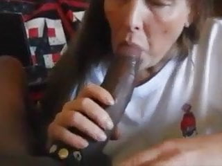 Mature mom to a bbc cum...