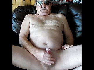 Seeme73 mature grandpa shoots many loads...