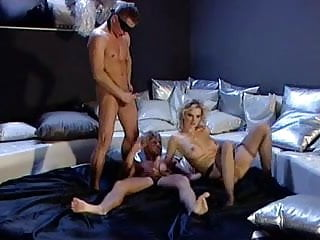 Tarra White-Gangbang With 2 Men